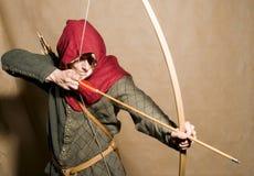 κουκούλα Robin στοκ φωτογραφίες με δικαίωμα ελεύθερης χρήσης