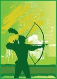 κουκούλα Robin ελεύθερη απεικόνιση δικαιώματος