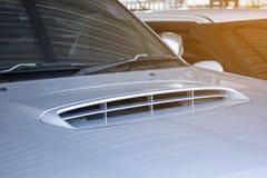 Κουκούλα αυτοκινήτων Στοκ Φωτογραφίες