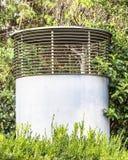 Κουκούλα εξαερισμού εξάτμισης αέρα Στοκ Φωτογραφία