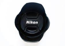 Κουκούλα Nikon Στοκ φωτογραφίες με δικαίωμα ελεύθερης χρήσης