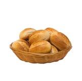 κουλούρια baguette στοκ εικόνα