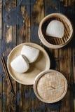 Κουλούρια bao Gua Στοκ εικόνα με δικαίωμα ελεύθερης χρήσης