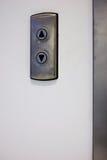 Κουμπί ανελκυστήρων Στοκ Φωτογραφίες
