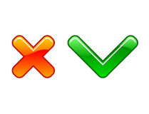κουμπί αριθ. ναι ελεύθερη απεικόνιση δικαιώματος