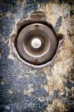 Κουμπί κουδουνιών Στοκ Εικόνα