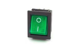 κουμπί ναι Στοκ εικόνα με δικαίωμα ελεύθερης χρήσης