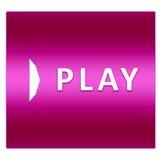 Κουμπί παιχνιδιού Στοκ φωτογραφίες με δικαίωμα ελεύθερης χρήσης