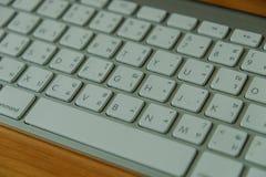 Κουμπί πληκτρολογίων Στοκ φωτογραφίες με δικαίωμα ελεύθερης χρήσης
