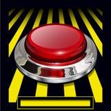 Κουμπί συναγερμών απεικόνιση αποθεμάτων