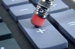 κουμπί συν Στοκ φωτογραφίες με δικαίωμα ελεύθερης χρήσης