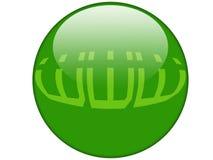 κουμπί 001 Στοκ εικόνα με δικαίωμα ελεύθερης χρήσης