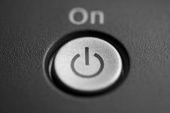 κουμπί Στοκ Φωτογραφία