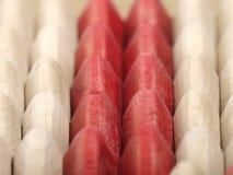Κουμπιά αβάκων Στοκ Φωτογραφία
