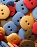 κουμπιά ανασκόπησης Στοκ φωτογραφίες με δικαίωμα ελεύθερης χρήσης