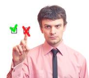 κουμπιά αριθ. επιχειρημα&t Στοκ φωτογραφία με δικαίωμα ελεύθερης χρήσης