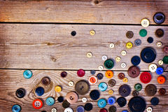 Κουμπιά γραφικής παράστασης ανασκόπησης Στοκ Φωτογραφίες