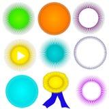 Κουμπιά και εκτίμηση Απεικόνιση αποθεμάτων