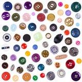 κουμπιά που τίθενται μεγά Στοκ εικόνα με δικαίωμα ελεύθερης χρήσης