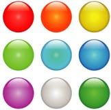 κουμπιά διανυσματική απεικόνιση
