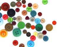 Κουμπιά Στοκ Φωτογραφία