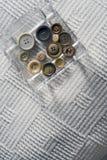Κουμπιά Στοκ φωτογραφία με δικαίωμα ελεύθερης χρήσης