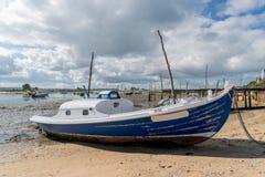 Κουνάβι ΚΑΠ, Γαλλία, άποψη πέρα από τον αμμόλοφο Pyla Στοκ φωτογραφία με δικαίωμα ελεύθερης χρήσης