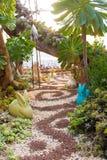 Κουνέλι στον κήπο Στοκ φωτογραφία με δικαίωμα ελεύθερης χρήσης