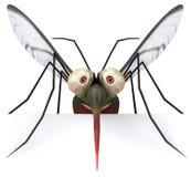 Κουνούπι ελεύθερη απεικόνιση δικαιώματος