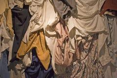 κουρέλια κουρελιών Στοκ φωτογραφία με δικαίωμα ελεύθερης χρήσης