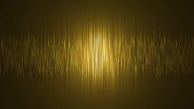Κουρτίνα κυμάτων, χρυσό υπόβαθρο, οργανική χρυσή ζωτικότητα βρόχων σύστασης άνευ ραφής ψηφιακή στην εποχή AI απεικόνιση αποθεμάτων