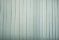 Κουρτίνα με το θερμό φως του ήλιου Στοκ Εικόνα