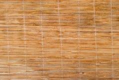 Κουρτίνα μπαμπού Στοκ εικόνα με δικαίωμα ελεύθερης χρήσης