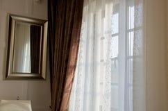 Κουρτίνα Στοκ Φωτογραφίες