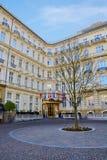 Κουτάβι ξενοδοχείων Στοκ φωτογραφία με δικαίωμα ελεύθερης χρήσης