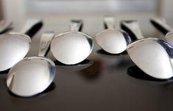 κουτάλια Στοκ φωτογραφία με δικαίωμα ελεύθερης χρήσης