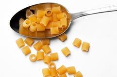 κουτάλι ζυμαρικών Στοκ εικόνες με δικαίωμα ελεύθερης χρήσης
