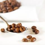 κουτάλι καφέ Στοκ εικόνες με δικαίωμα ελεύθερης χρήσης