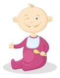 κουτάλι μωρών ελεύθερη απεικόνιση δικαιώματος