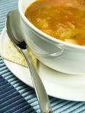 κουτάλι σούπας Στοκ εικόνα με δικαίωμα ελεύθερης χρήσης