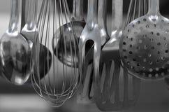Κουτάλες κουζινών Στοκ Φωτογραφίες