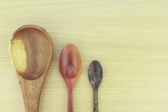 Κουτάλια κουζινών Στοκ Φωτογραφίες