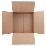 Κουτί από χαρτόνι Στοκ Εικόνες