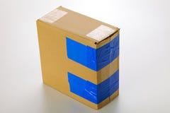 Κουτί από χαρτόνι Στοκ φωτογραφίες με δικαίωμα ελεύθερης χρήσης
