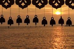 Κουδούνια και ήλιος Στοκ φωτογραφία με δικαίωμα ελεύθερης χρήσης