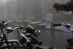 Κουδούνια ποδηλάτων Στοκ Εικόνες