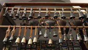 Κουδούνια Rhodope Στοκ εικόνες με δικαίωμα ελεύθερης χρήσης
