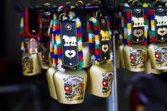 Κουδούνι αγελάδων Swizerland Στοκ Εικόνες