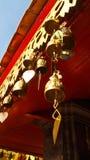 Κουδούνι ναών στεγών Στοκ φωτογραφίες με δικαίωμα ελεύθερης χρήσης