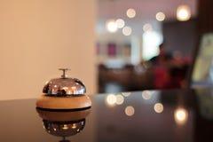Κουδούνι ξενοδοχείων Στοκ φωτογραφία με δικαίωμα ελεύθερης χρήσης